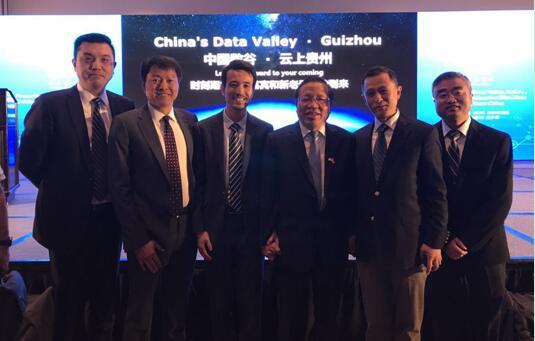 SinoBBD出席中国大数据(贵州)综合试验区·美国(硅谷)推介会