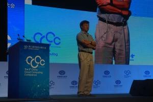 中国工程院院士高文:运用好云计算、大数据会为城市发展带来变革