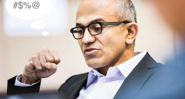 """微软CEO纳德拉呼吁人工智能领域超越对少数公司的""""崇拜"""""""
