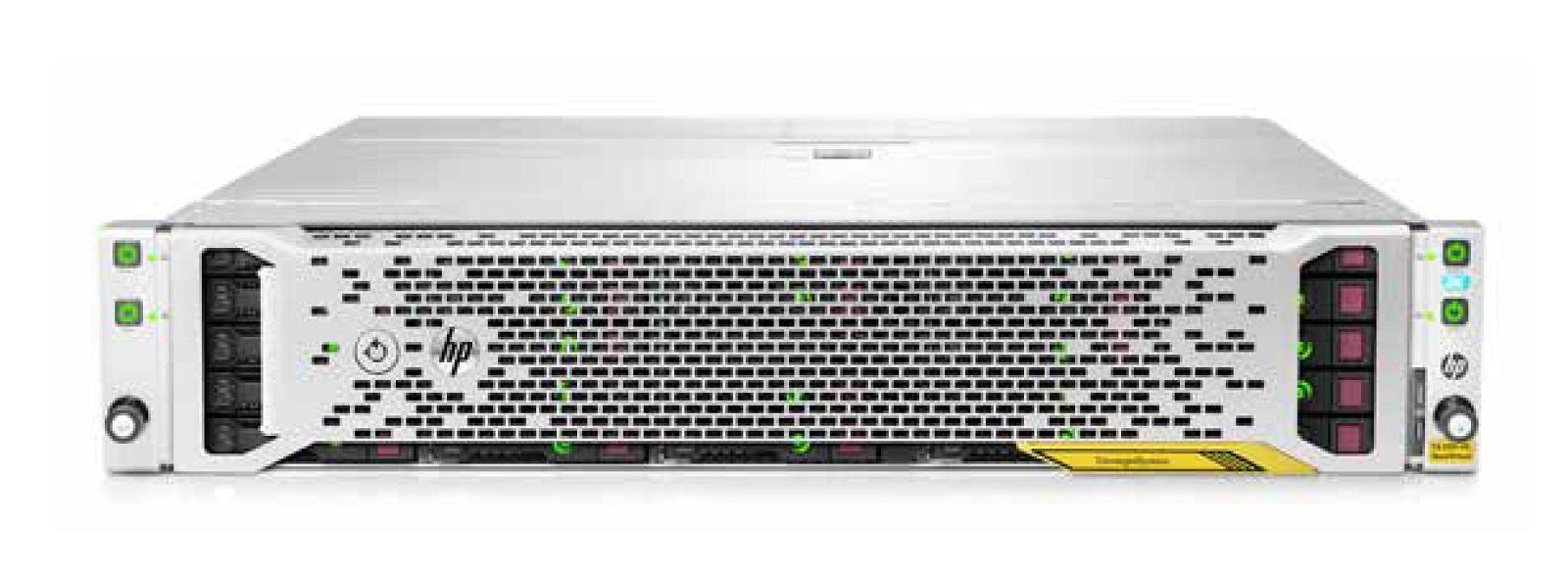 HP超融合系统CS250解析:存储架构