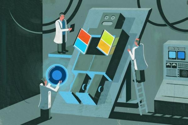 微软与OpenAI展开合作 将把Azure平台引入人工智能领域