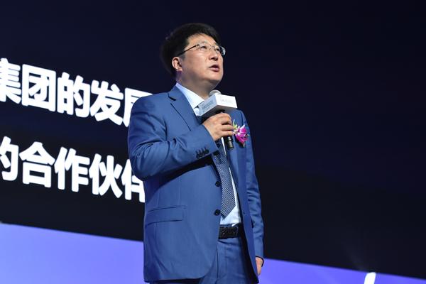 紫光集团董事长 赵伟国:紫光将一如既往大力支持新华三发展,坚持新四化