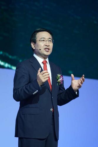 新华三集团总裁兼CEO于英涛: