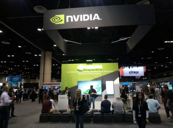 GPU成为主流 NVIDIA GRID亮相Citrix Synergy 2017