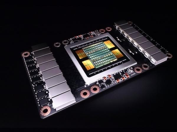 Nvidia推出强大的新图形芯片Tesl V100加速进军AI和深度学习的步伐