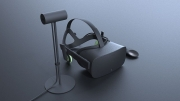 Facebook周三开始接受虚拟现实设备Oculus Rift预订