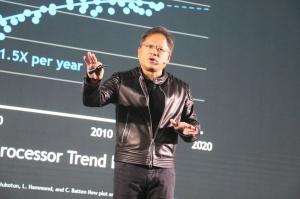 英伟达掌舵人黄仁勋 :人工智能计算的新纪元,就是要省钱!(附演讲PPT)