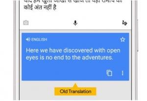 人工智能让谷歌能够更好地翻译印地语、俄语和越南语