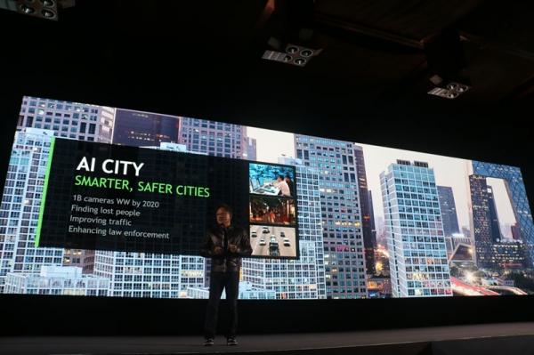 """英伟达掌舵人黄仁勋,在GTC2017上再掀京城""""AI风云"""""""