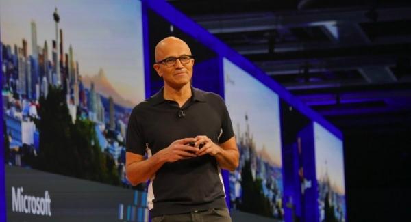 微软Build2017 Day1:云和AI代替Windows成为主角