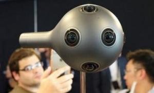 迪士尼相中诺基亚Ozo VR相机 拟用其打造VR电影