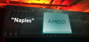 AMD推Naples处理器:面向服务器及数据中心市场 拥有更佳的能效与性价比