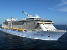 """公海上的AI:皇家加勒比公司公布""""无摩擦且身临其境""""的假期规划"""
