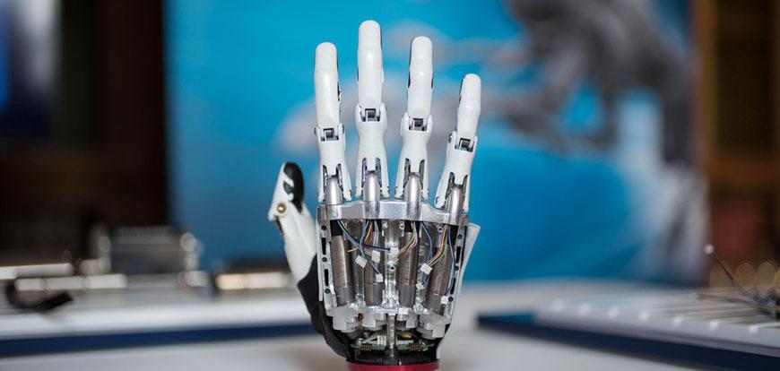 2017年英国机器人周:身体有问题 就找机器人