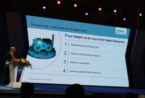 西门子:四步助企业走向数字化