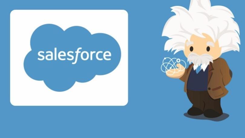 "Salesforce将人工智能平台""爱因斯坦""带入Service Cloud中"