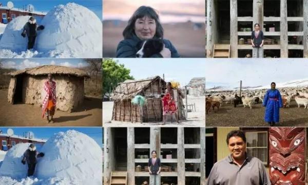 和 Google Earth 一起了解福建土楼