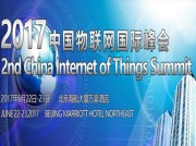 2017中国物联网国际峰会