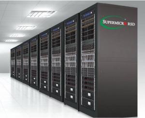 Supermicro推出机架规模设计系统