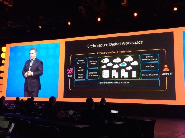 Citrix Synergy 2017:Citrix打造安全的数字化工作空间
