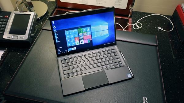 放弃安卓后对微软的固守 戴尔Latitude 12 7275体验评测
