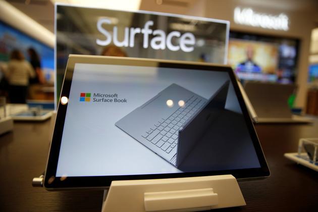 【IT最大声7.14】微软将向小企业用户提供Surface和办公软件出租业务