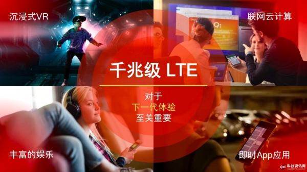 千兆级LTE的一小步,5G之路的一大步