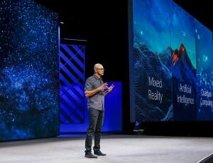 Ignite 2017:微软CEO主题演讲的5大要点