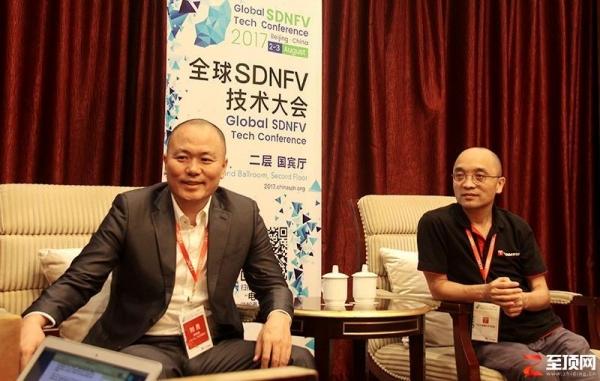 """泰信通创始人刘昱:""""开放•融合•革新""""的方案成就SDN实践之路"""