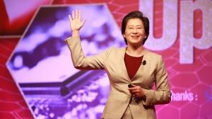 AMD CEO苏姿丰带领公司华丽转身