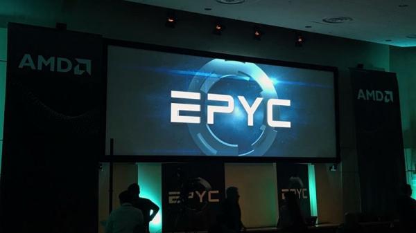 AMD准备就绪:瞄准数据中心市场 力推EPYC 7000(霄龙)系列