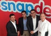 传印度电商巨头Snapdeal融资5亿美元 阿里参投