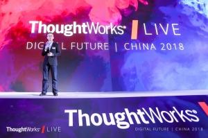 除了前瞻性�有最佳���` ThoughtWorks�ьI我��迎接一���底只�的未��