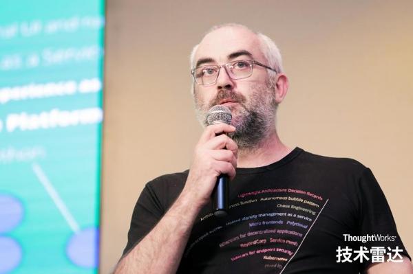 James Lewis:新技术的采纳是一个组织变革的过程