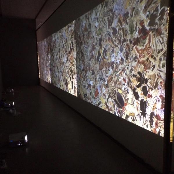 古板艺术也能活泼呈现?NEC短焦投影再现震撼视觉