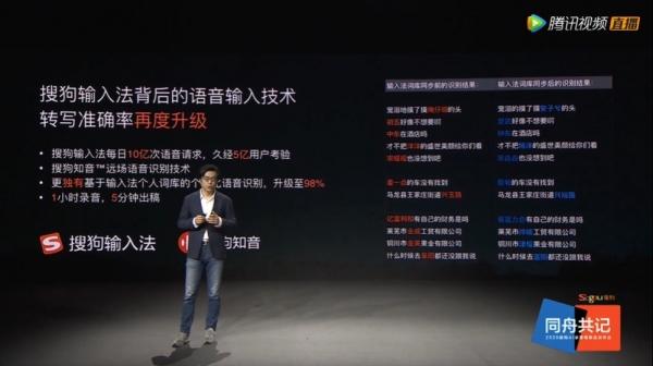 搜狗推出千元AI录音笔,支持10种语言方言转写,还会个人同传