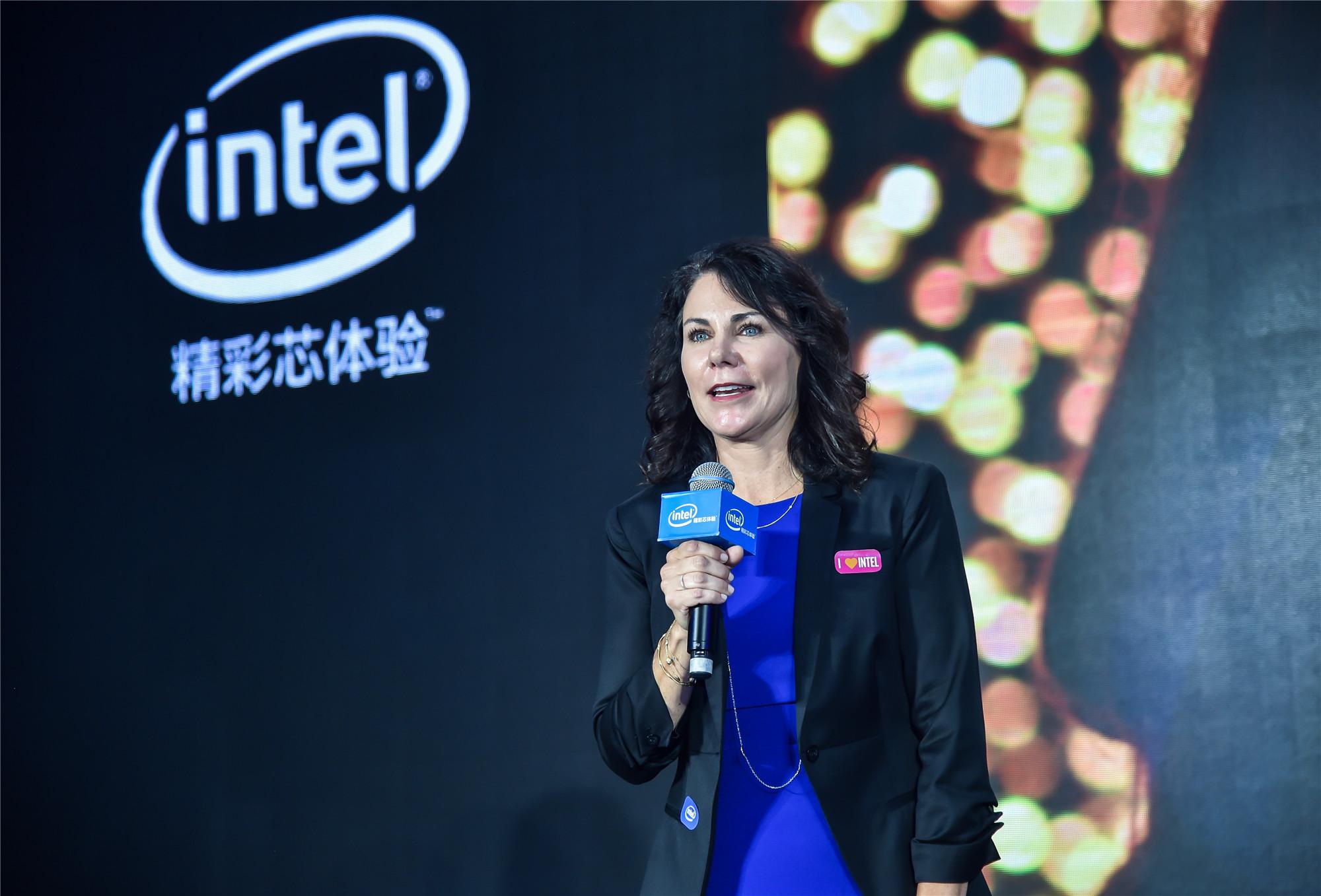 """当李宇春的新MV用上了英特尔AI,""""Intel inside""""也有了新内涵"""
