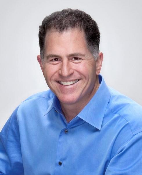 高端采访:迈克尔·戴尔(Michael Dell)如何看待技术、创新以及云