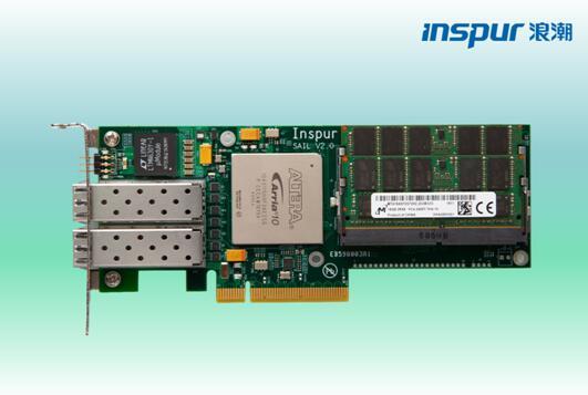 浪潮FPGA方案加速深度学习,能效比提升7倍