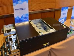 2017年度至顶网凌云奖:宏杉科技MS3000G2-FT存储