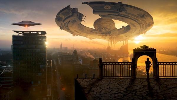 刘慈欣 的 忧患 预言 和 流浪 地球 的 乐观 影像