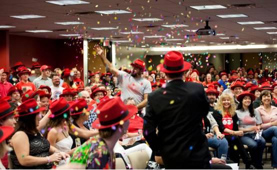 商业评论杂志:我们也能像红帽一样建立开放式组织吗?