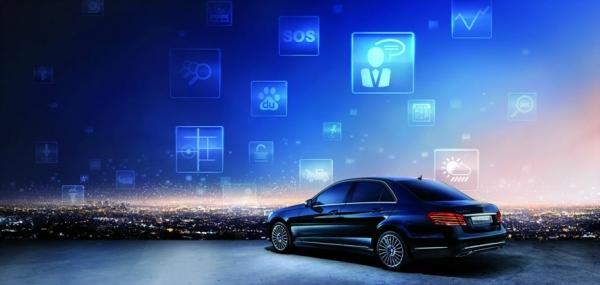 """80萬輛車""""云上飛馳"""" 福田汽車的互聯智能服務新生態"""