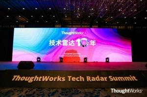 初心�c恒心 ThoughtWorks技�g雷�_十周年峰��在深圳�e行