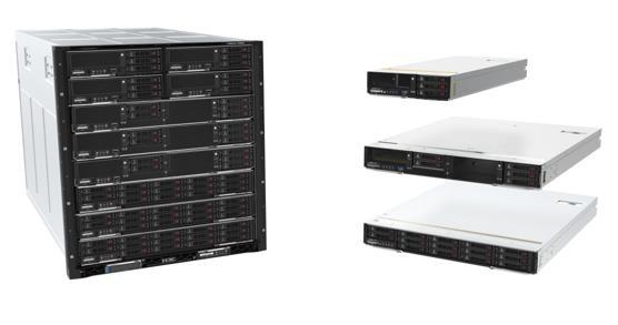 紫光股份旗下新华三刀片服务器2020年Q1中国市场销售额夺冠