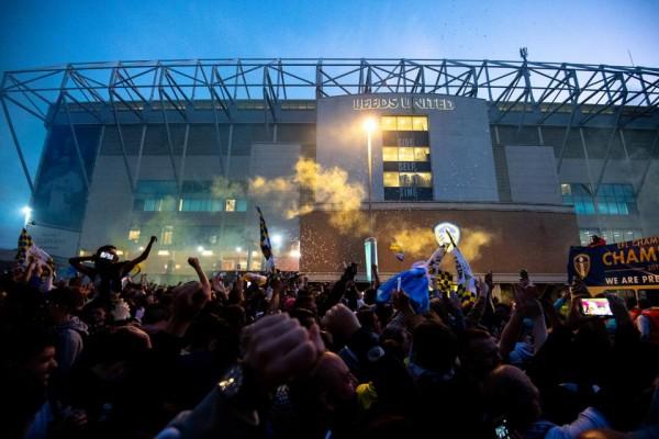 让球迷重返英格兰足球超级联赛赛场,AI能做什么?