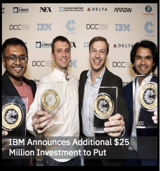 IBM宣布再投入2500万美元,运用创新技术挽救生命