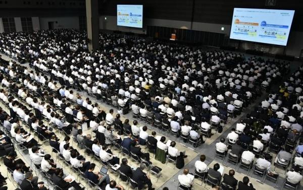 日本最大的IT商贸展览会!1,800 家参展商& 91,000 名参观者