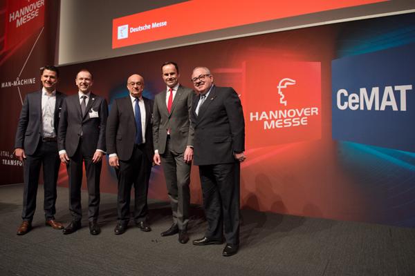 2018汉诺威工业博览会:当工业4.0遇见物流4.0