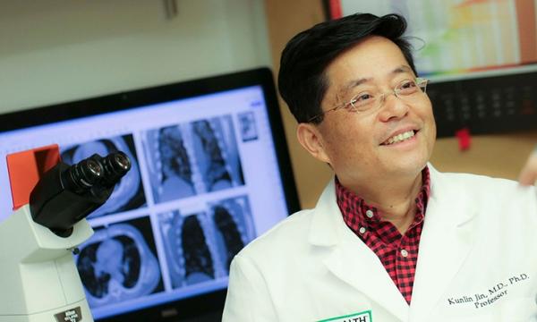 科学家尝试使用干细胞治疗COVID-19患者